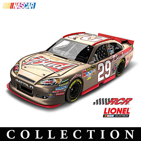 Kevin Harvick 2012 Sprint Cup No. 29 1:24-Scale Diecast Cars