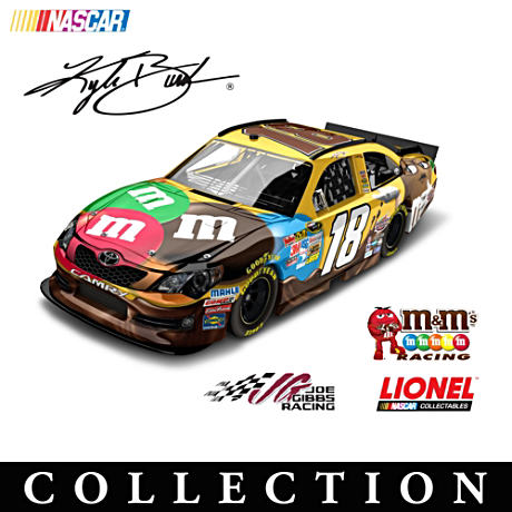 Kyle Busch No. 18 2012 Sprint Cup Diecast Car Collection