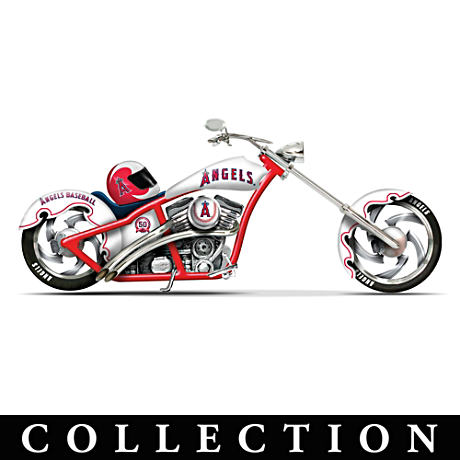 Angels Motorcycle Figurine Collection