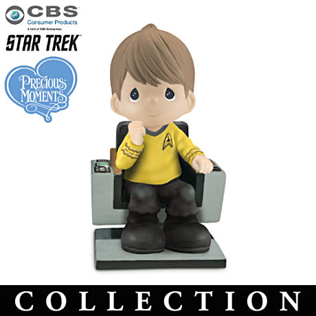 Precious Moments STAR TREK Figurine Collection