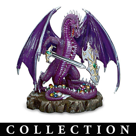 Knights Of The Abyss Dragon Figurine Collection