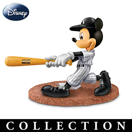 Chicago White Sox All-Star Line-Up Disney Figurines