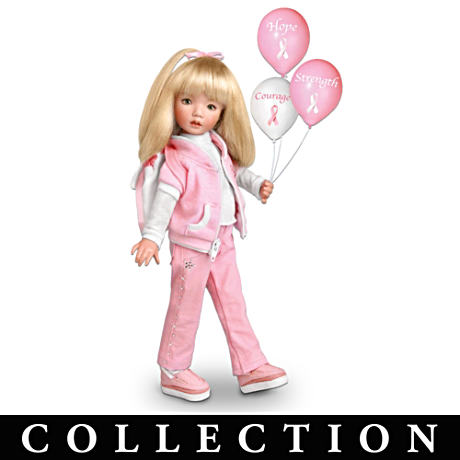 Breast Cancer Awareness Ball-Jointed Doll Collection