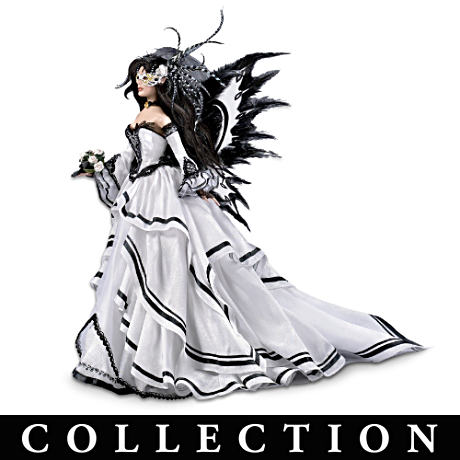 The First-Ever Nene Thomas Fantasy Bride Doll Collection