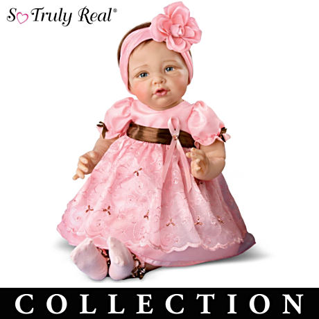 """God's Precious Garden"" Breast Cancer Support Dolls"