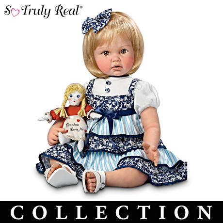 So Truly Real Granddaughter Baby Doll Collection