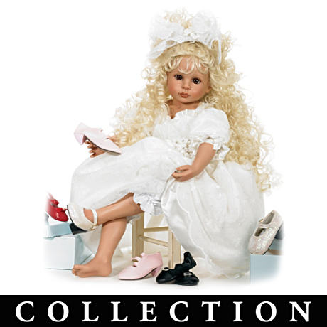 """A Girl's Best Friend"" Doll Collection"