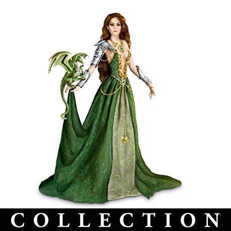 First-Ever Fantasy Doll Collection From Two Leading Artists