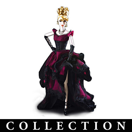 Gothic Brides Of Dracula Posable Fashion Doll Collection