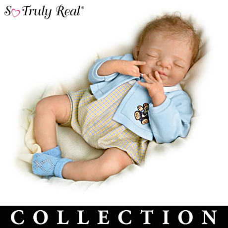 Twin Boy And Girl Lifelike Newborn Baby Dolls