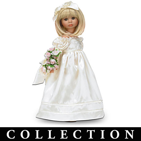 Lovely Sisters 2-Doll Collection From Artist Linda Rick