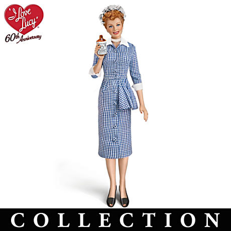 "I LOVE LUCY 60th Anniversary ""Talking"" Doll Collection"