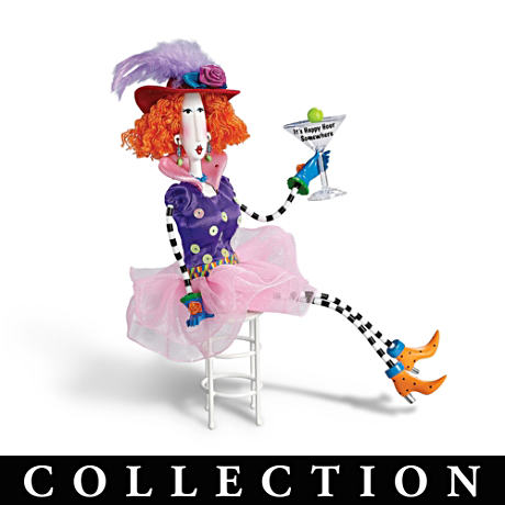 "Dolly Mama's ""It's All In The Attitude"" Doll Collection"