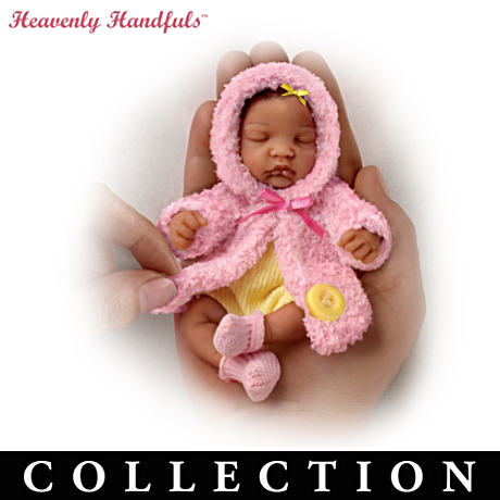 African-American Sweet As Can Be Baby Doll Collection
