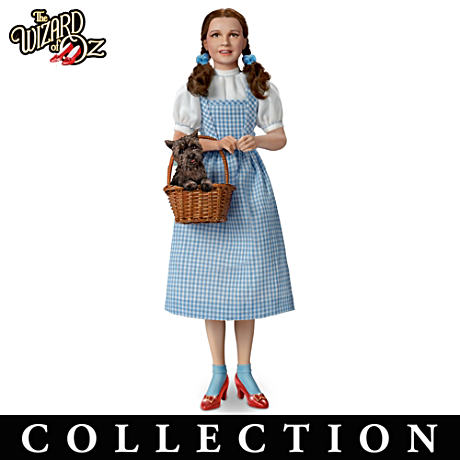 The Wizard Of Oz Collector's Edition Singing Doll Collection