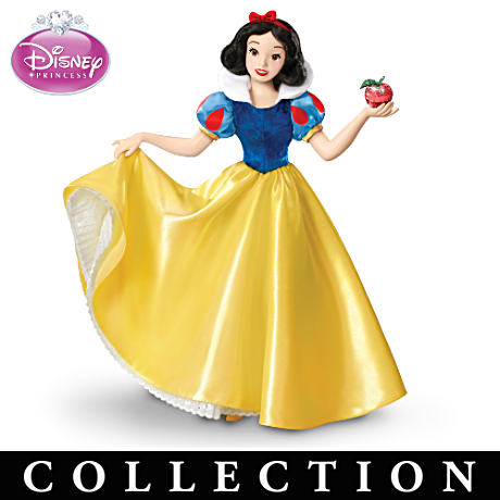 """Once Upon A Time"" Disney Princess Singing Doll Collection"
