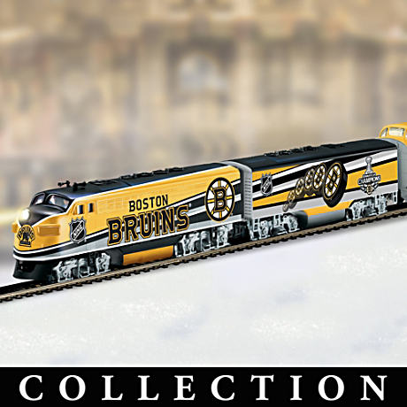 Boston Bruins® 2011 Championship Illuminated Train