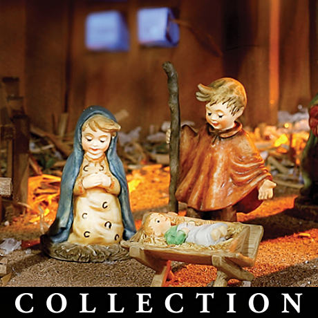 M.I. Hummel Night Of Wonder Nativity Collection