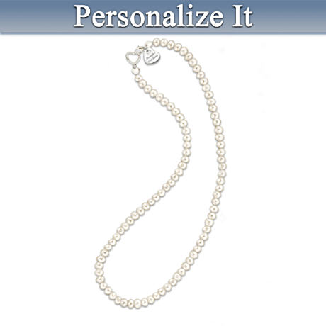 """To My Bridesmaid"" Personalized Necklace"