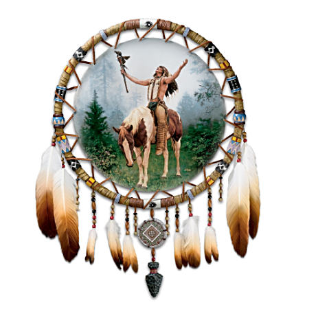 "Chuck Ren's ""The Calling"" Replica Dreamcatcher"