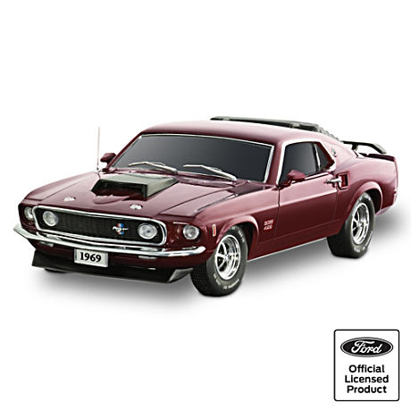 1969 Ford Mustang BOSS 429 Masterpiece Sculptural Car