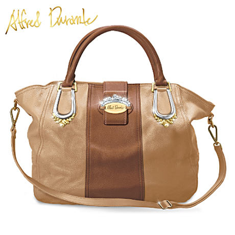 """Royal Inspirations"" Designer Handbag By Alfred Durante"