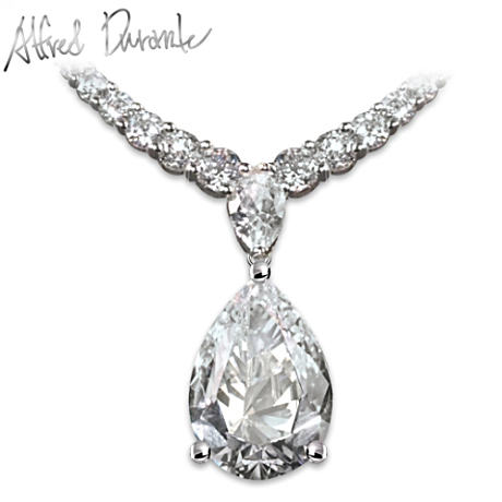 "Alfred Durante ""Brilliant Legend"" Diamonesk Necklace"