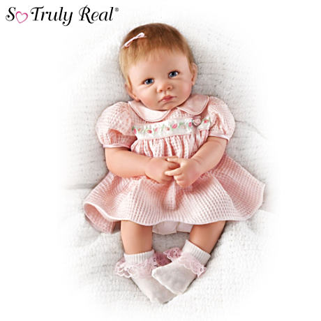 "So Truly Real ""Little Rose Petal"" Doll"