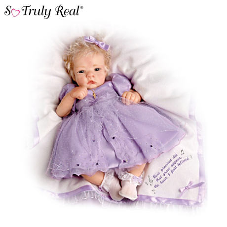 "So Truly Real ""Precious Grace"" Musical Doll"
