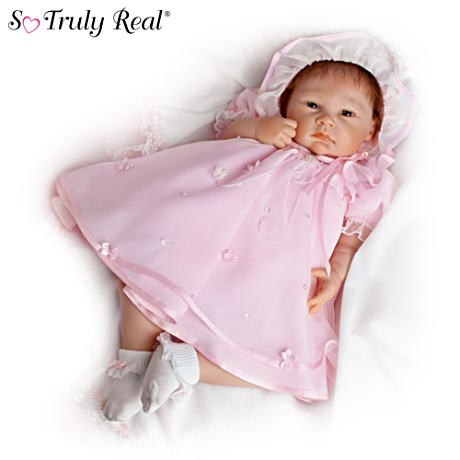 "So Truly Real ""Maria"" Musical Baby Doll"