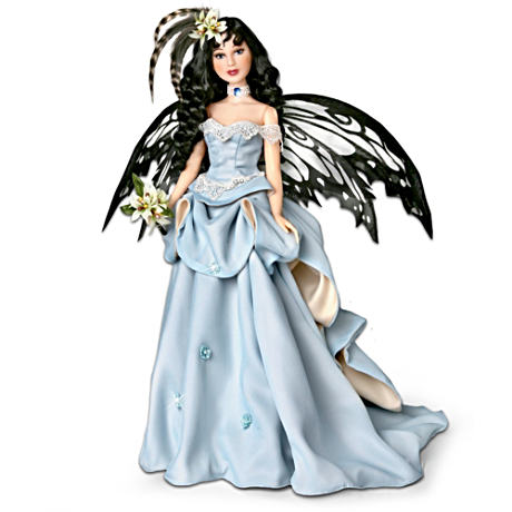 Fairy Bride Doll Inspired by Nene Thomas Artwork