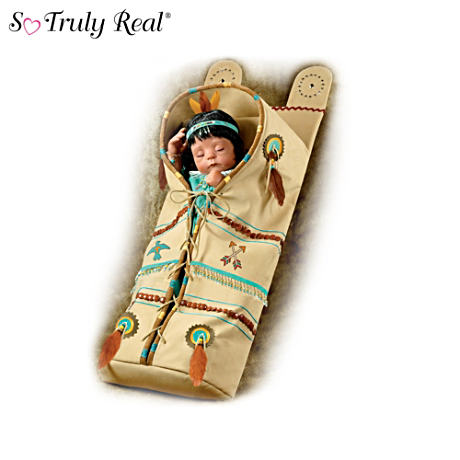 Native American-Inspired Pocahontas Princess Doll
