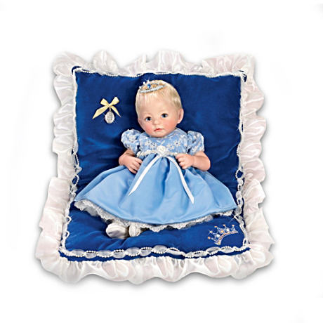 Princess Diana Tribute Limited-Edition Baby Doll