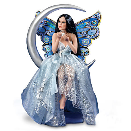 Sandra Bilotto Signature Edition Porcelain Fairy Doll
