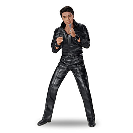 Elvis Presley Doll Talks And Sings In Elvis's Voice