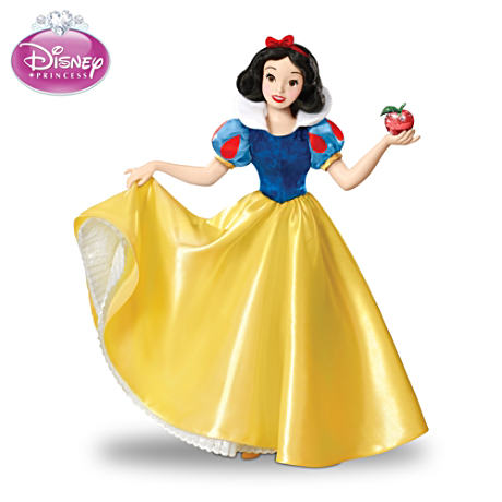 Snow White 75th Anniversary Collector's Edition Singing Doll