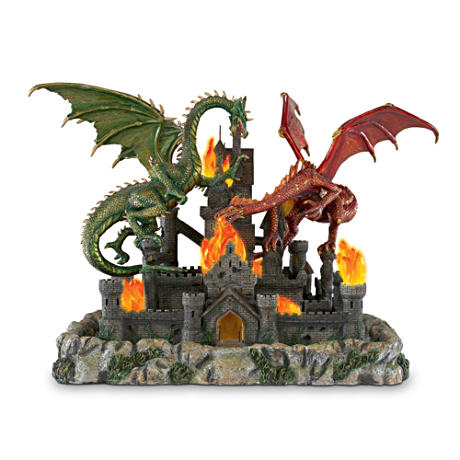 Dragon's Siege Figurine