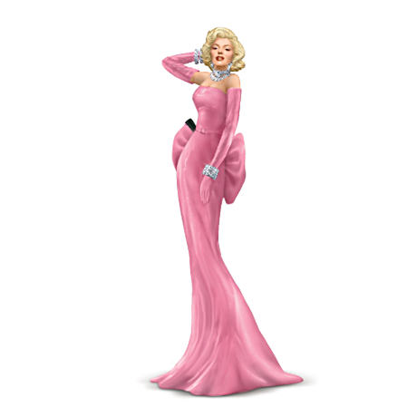 Dazzling Perfection Marilyn Monroe Figurine