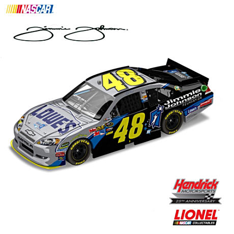 Jimmie Johnson Foundation 2011 Diecast Car