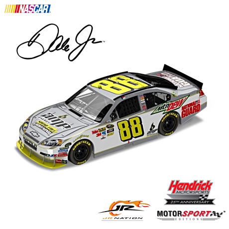 Dale Jr. #88 1:24-Scale AMP Energy Sugar Free Diecast