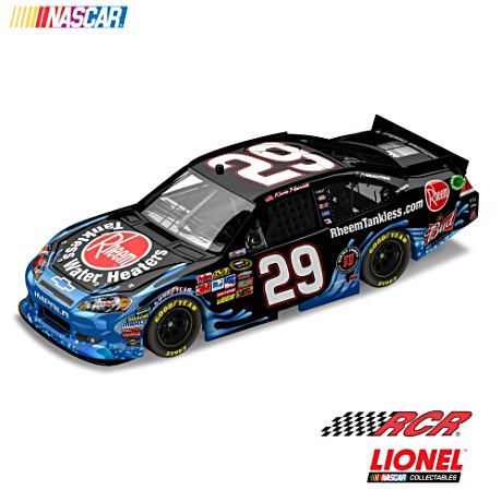 1:24 Scale Kevin Harvick No. 29 Rheem Diecast Car