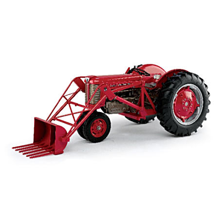 1:16-Scale Massey Ferguson 65 Gas Tractor With Loader