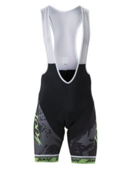 "Men's Ultra Cycle Team 10"" Bib"
