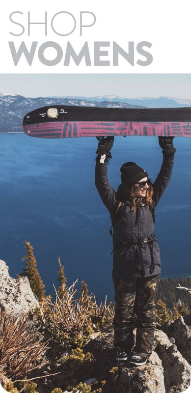 Shop Women's Snowboards