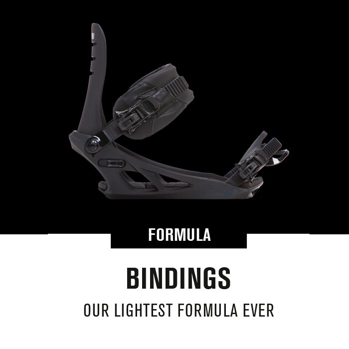 All New Formula Bindings