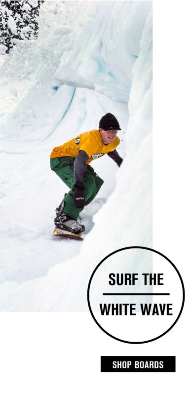 Surf the Wave - K2 Powder Boards