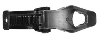 Middle Widetrack Buckle SILVER