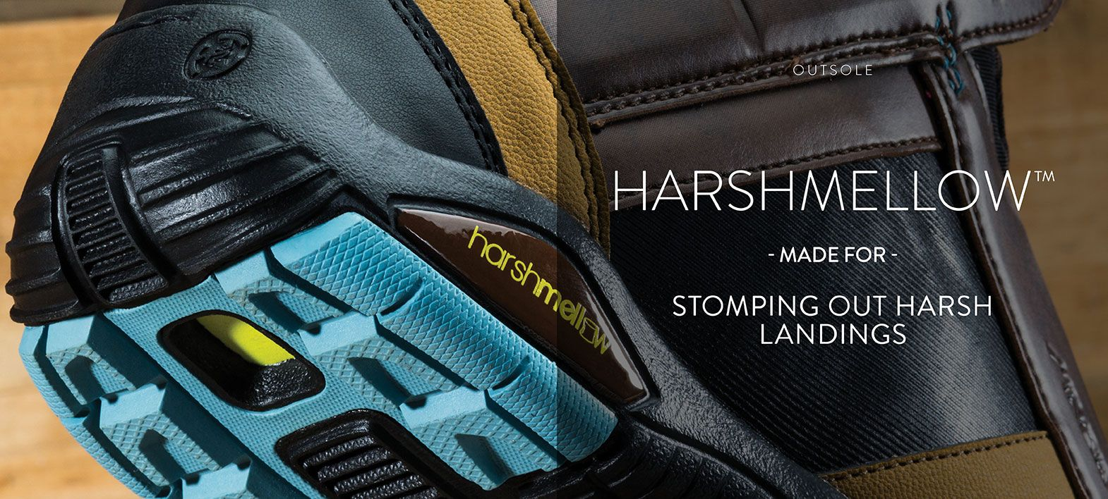 Tech – Harshmellow Boots