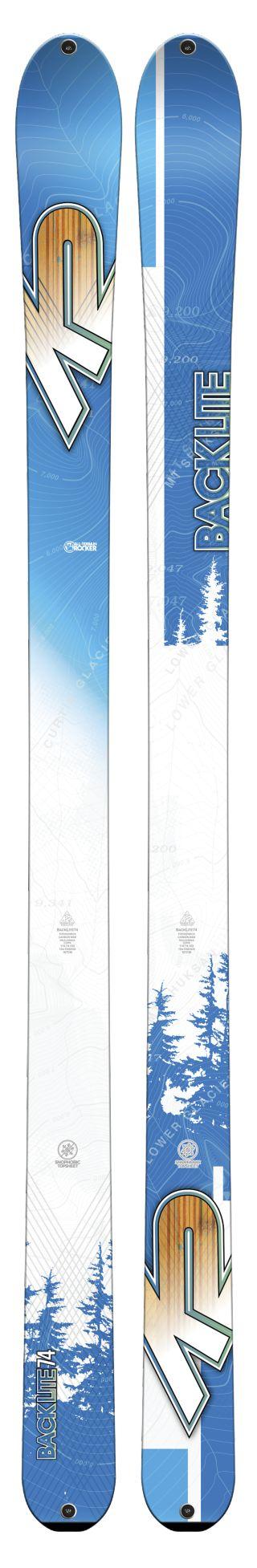 K2 Skis - Backlite 74 Ski