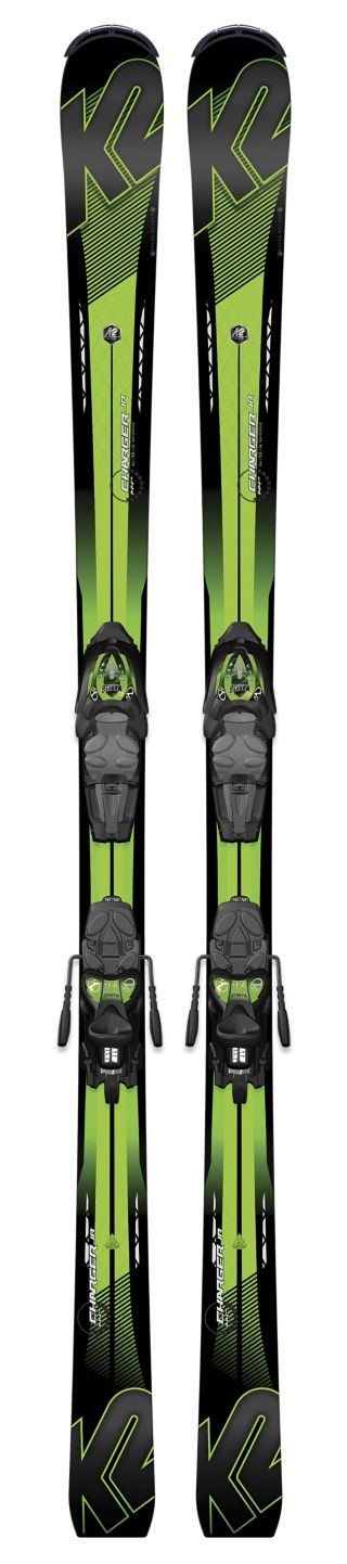 K2 Skis - Charger Jr. Helmet